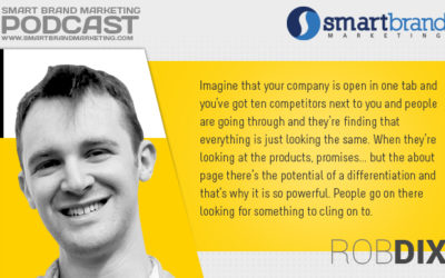 SBM 008 : How to Fix the Second Most Important Page on Your Website with Rob Dix