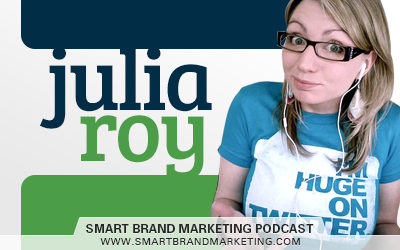 SBM 026 : Productivity and Your Brain with Julia Roy