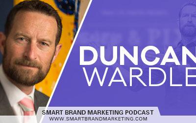 SBM 085: How to Cultivate Creativity Like Walt Disney World with Duncan Wardle