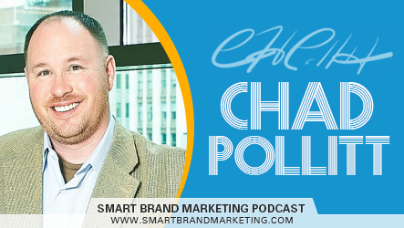 SBM 096: The Disruptive Role of AI in Marketing with Chad Pollitt
