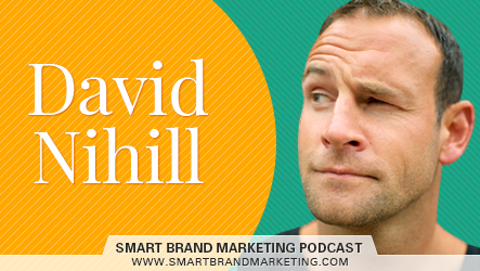 SBM 097: How Humour Can Help You Sell with David Nihill