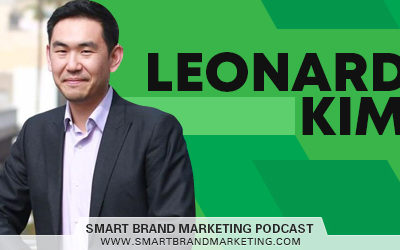 SBM 112: Ditch the Act and Tell the Personal Stories You're Scared to Share with Leonard Kim
