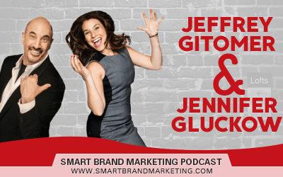 SBM 120: Sell or Die with Jeffrey Gitomer & Jennifer Gluckow