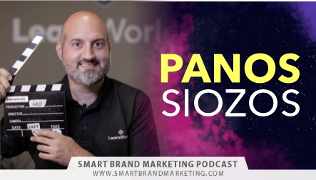 SBM 149: Sell Courses in an Environment Controlled by You with Panos Siozos